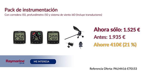 Pack instrumentación Ahora solo 1.525€