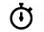 Cronómetro con una precisión de 1/100 segundos